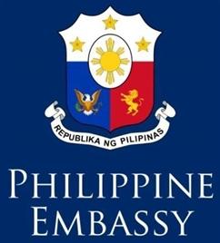 Logo Embajada Filipinas